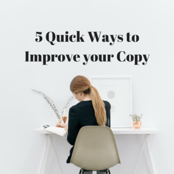 Improve your copy